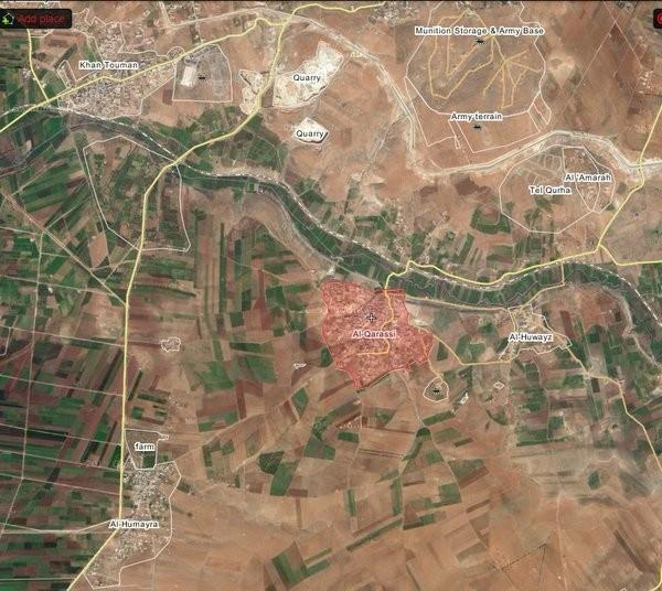 Syria trong bão tố: Chiến sự dữ dội, Liên hợp quốc ra nghị quyết - ảnh 8