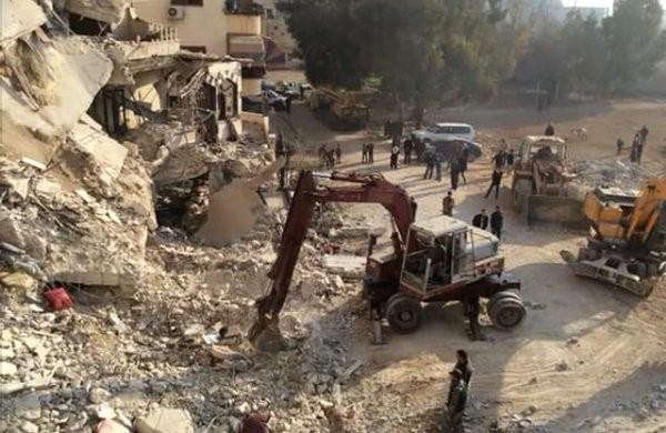 Syria trong bão tố: Chiến sự dữ dội, Liên hợp quốc ra nghị quyết - ảnh 9