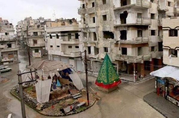 Syria trong bão tố: Chiến sự dữ dội, Liên hợp quốc ra nghị quyết - ảnh 10
