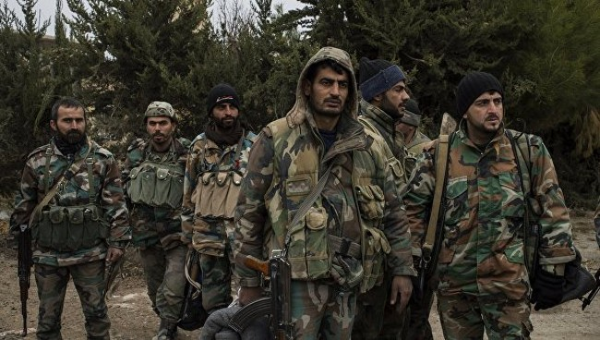 """Đánh bạt khủng bố, ông Assad 'được"""" tại vị - ảnh 15"""