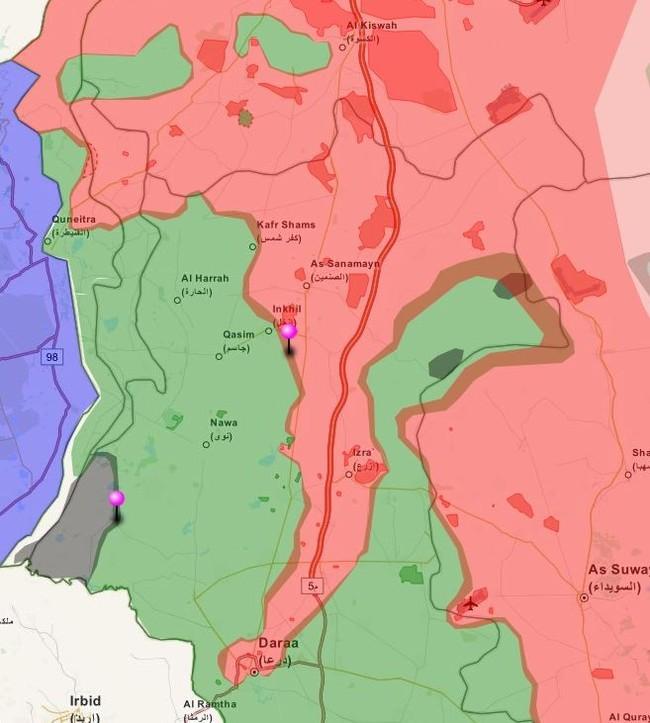 Tấn công với T-90 ở Aleppo, thế phong tỏa biên giới Thổ Nhĩ Kỳ của quân đội Syria rõ dần - ảnh 21