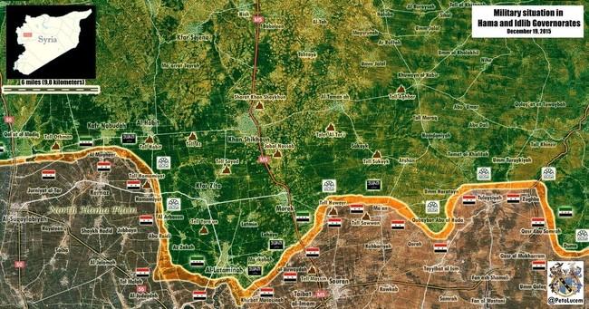 Tấn công với T-90 ở Aleppo, thế phong tỏa biên giới Thổ Nhĩ Kỳ của quân đội Syria rõ dần - ảnh 15