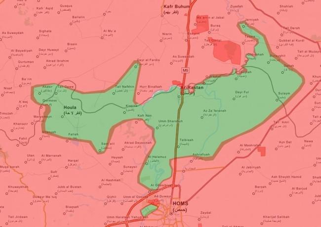 Tấn công với T-90 ở Aleppo, thế phong tỏa biên giới Thổ Nhĩ Kỳ của quân đội Syria rõ dần - ảnh 16