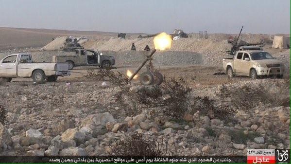 Tấn công với T-90 ở Aleppo, thế phong tỏa biên giới Thổ Nhĩ Kỳ của quân đội Syria rõ dần - ảnh 17