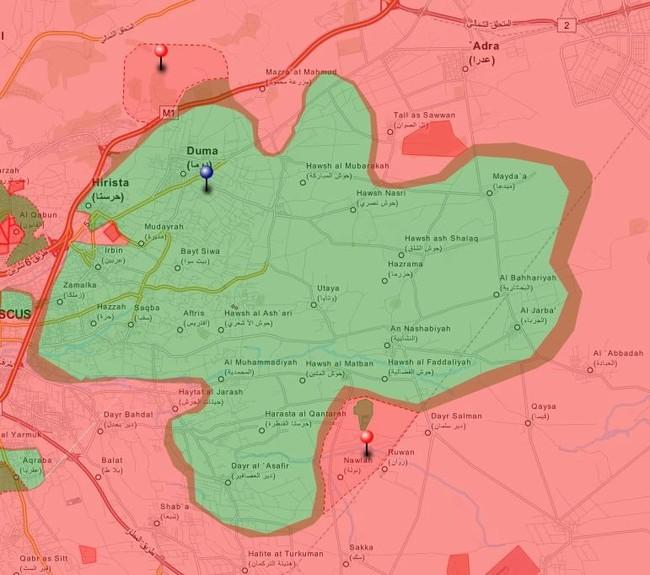 Tấn công với T-90 ở Aleppo, thế phong tỏa biên giới Thổ Nhĩ Kỳ của quân đội Syria rõ dần - ảnh 18