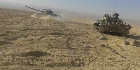 """Syria ác liệt trên khắp các mặt trận, IS """"trảm"""" 50 chiến binh sợ chết - ảnh 4"""