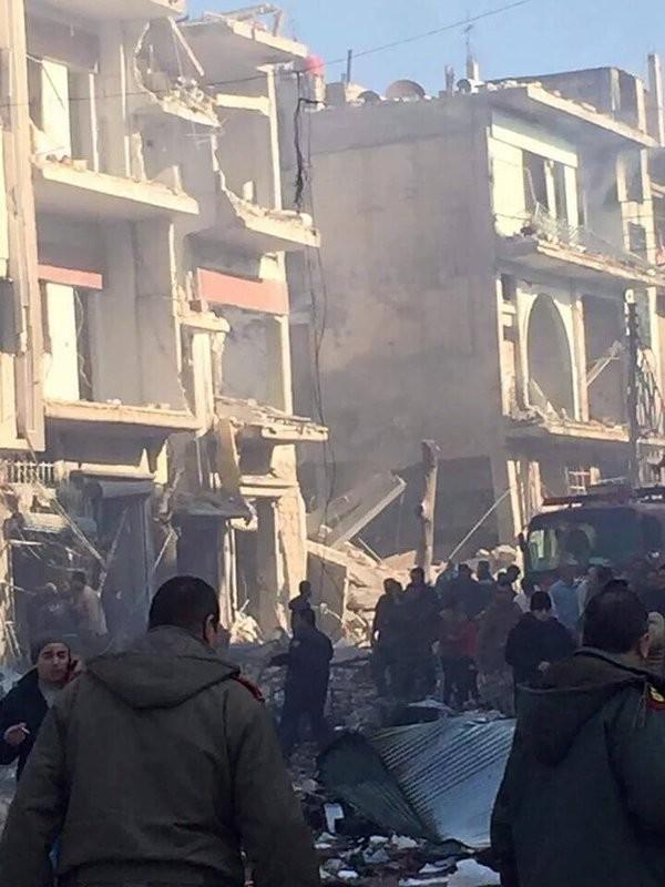 Quân đội Syria nỗ lực tấn công mở rộng vùng kiểm soát - ảnh 11
