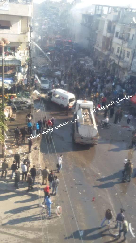 Quân đội Syria nỗ lực tấn công mở rộng vùng kiểm soát - ảnh 15