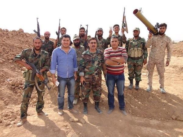 Quân đội Syria nỗ lực tấn công mở rộng vùng kiểm soát - ảnh 16