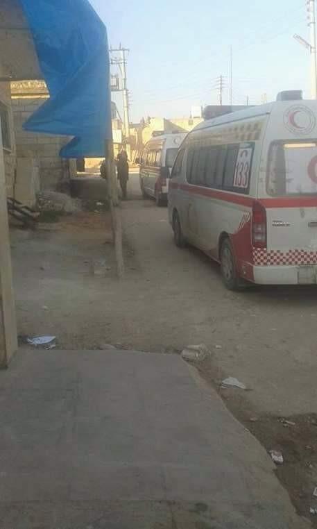 Quân đội Syria nỗ lực tấn công mở rộng vùng kiểm soát - ảnh 19