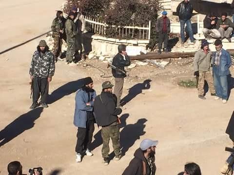 Quân đội Syria nỗ lực tấn công mở rộng vùng kiểm soát - ảnh 21