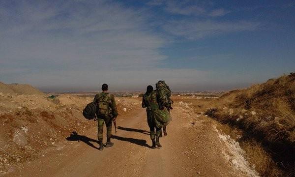 Quân đội Syria nỗ lực tấn công mở rộng vùng kiểm soát - ảnh 23