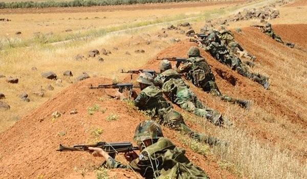 Quân đội Syria nỗ lực tấn công mở rộng vùng kiểm soát - ảnh 27