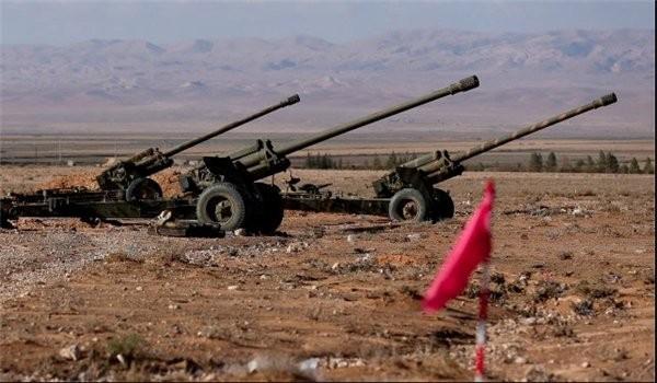 Quân đội Syria nỗ lực tấn công mở rộng vùng kiểm soát - ảnh 33