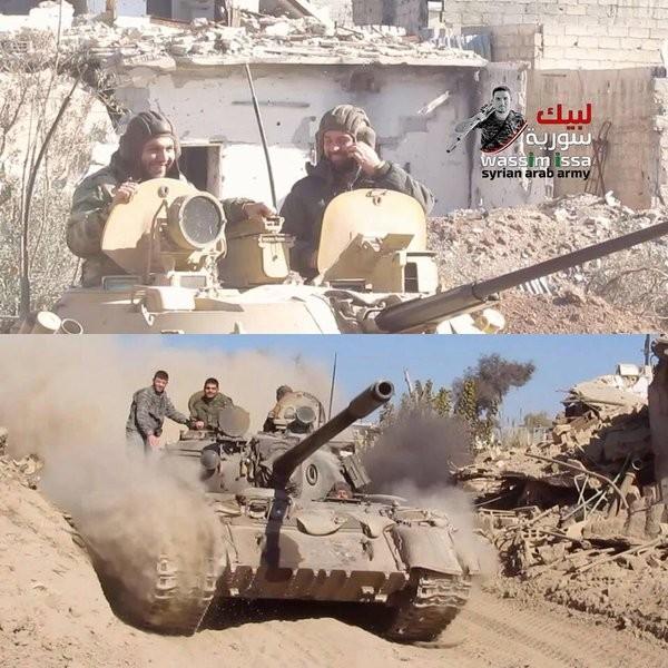 Quân đội Syria nỗ lực tấn công mở rộng vùng kiểm soát - ảnh 37