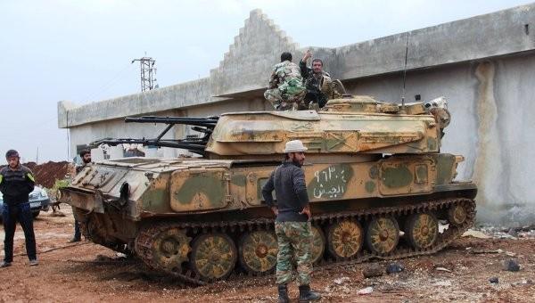 Quân đội Syria nỗ lực tấn công mở rộng vùng kiểm soát - ảnh 38