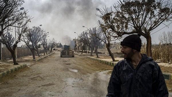Quân đội Syria nỗ lực tấn công mở rộng vùng kiểm soát - ảnh 40