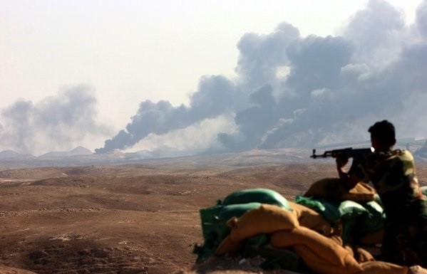 Chiến sự Syria đầu năm nóng bỏng, iraq - Ả rập Xê út cận kề chiến tranh - ảnh 3