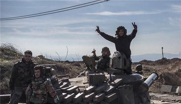 Chiến sự Syria đầu năm nóng bỏng, iraq - Ả rập Xê út cận kề chiến tranh - ảnh 12