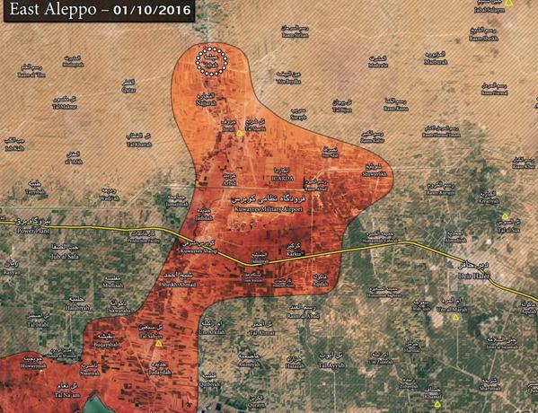 Bão lửa trên chiến trường Syria những ngày đầu năm - ảnh 4