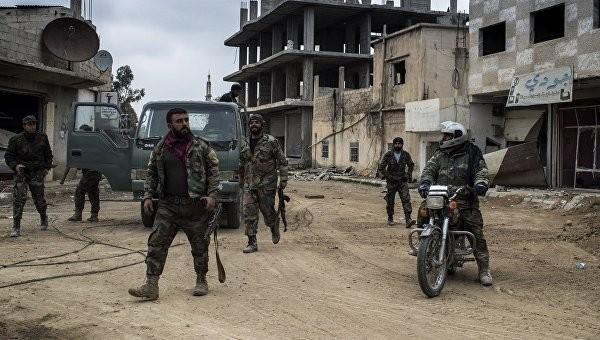 Bão lửa trên chiến trường Syria những ngày đầu năm - ảnh 16