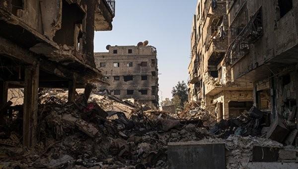 Bão lửa trên chiến trường Syria những ngày đầu năm - ảnh 18