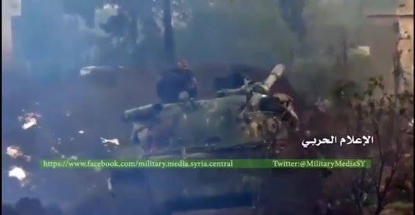 Video cuộc chiến dữ dội ở Sheikh Miskeen - ảnh 1
