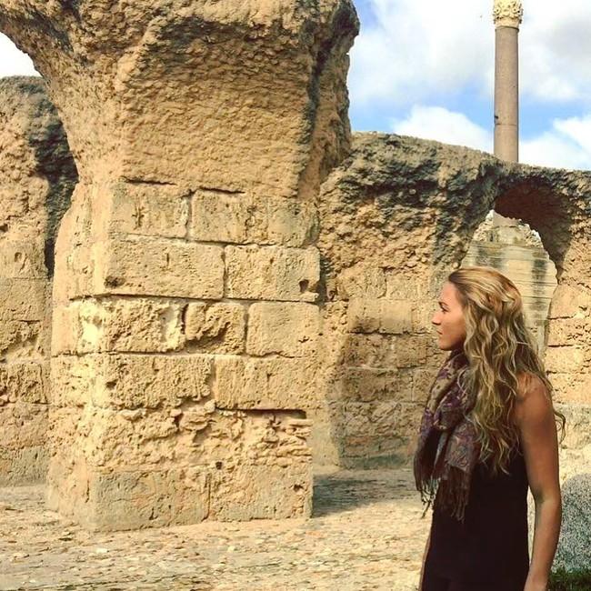 Ngưỡng mộ cô gái đến thăm 180 nước chỉ trong 15 tháng - ảnh 29