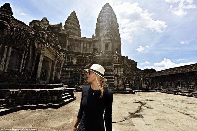 Ngưỡng mộ cô gái đến thăm 180 nước chỉ trong 15 tháng - ảnh 38