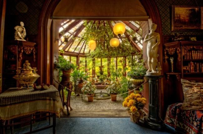 Ngôi biệt thự ma kỳ thú của đại văn hào Mark Twain - ảnh 2