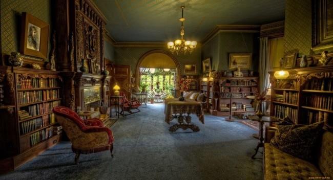 Ngôi biệt thự ma kỳ thú của đại văn hào Mark Twain - ảnh 4