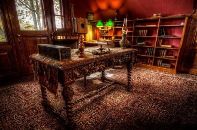 Ngôi biệt thự ma kỳ thú của đại văn hào Mark Twain - ảnh 5