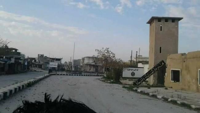 Quân đội Syria đè bẹp IS, chiếm thị trấn chiến lược đông Aleppo - ảnh 4