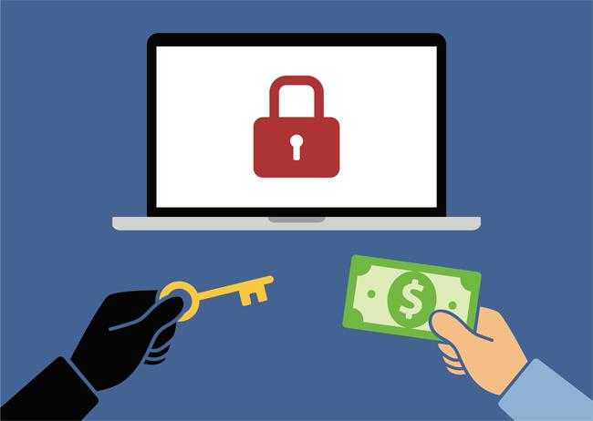 Dính ransomware, có lẽ bạn sẽ cần Bitcoin gấp - ảnh 1