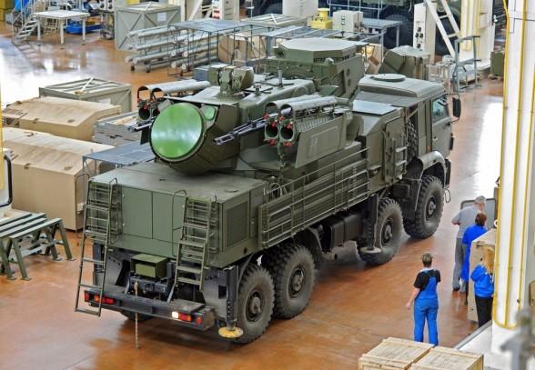 """Nga sẽ tăng sức mạnh """"quái thú"""" Pantsir-SM  - ảnh 3"""