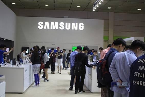 Triển lãm công nghệ thông tin lớn nhất Hàn Quốc chính thức khai mạc - ảnh 2