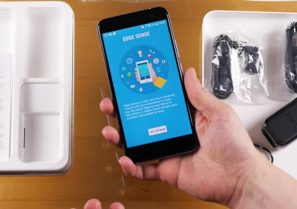 Mở hộp siêu phẩm HTC U 11 - ảnh 10